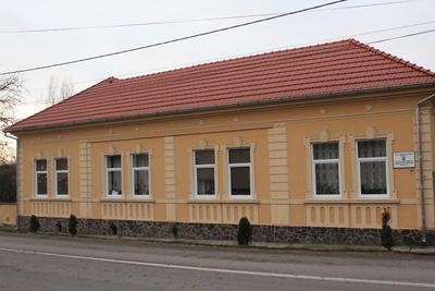 Parohia din Boghiş