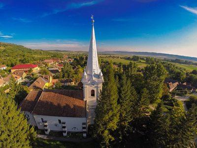Biserica reformată din Boghiş
