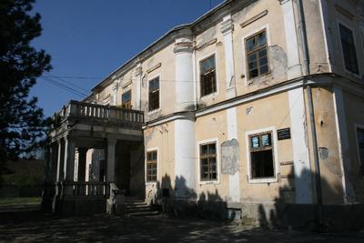 Castelul Bánffy din Nușfalău