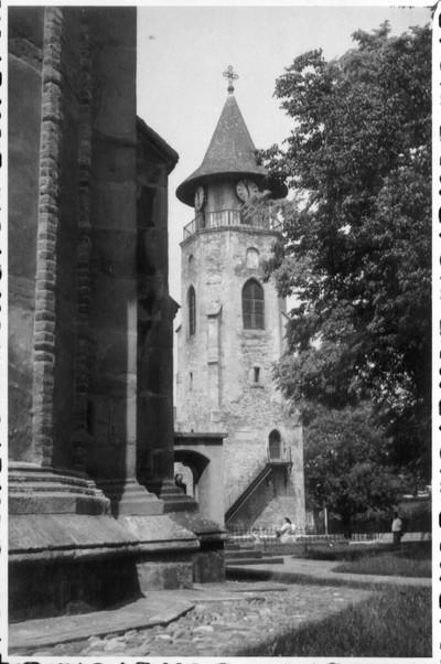 Piatra Neamţ: Turnul lui Ştefan cel Mare