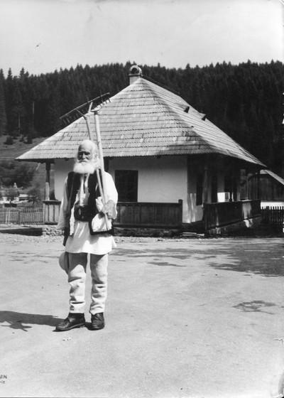 Bătrân din Bucovina