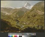 [Zermatt mit Matterhorn]