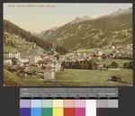 Klosters (1200 m) gegen Madrisa
