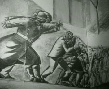 The resistance exhibition 'Defensible democracy'