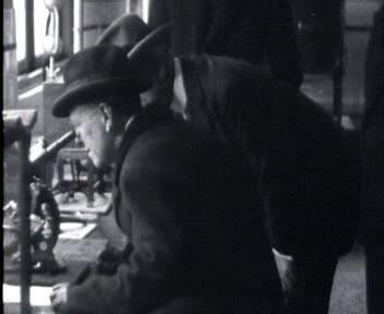 American envoy visits the Fokker factories