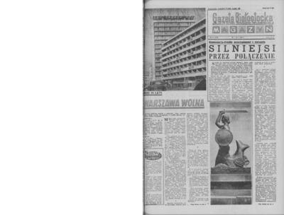 Gazeta Białostocka 1964, nr 15