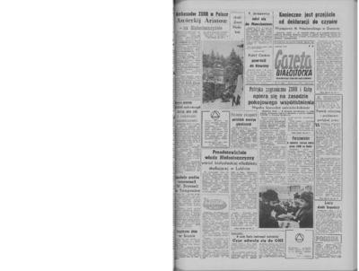 Gazeta Białostocka 1964, nr 20