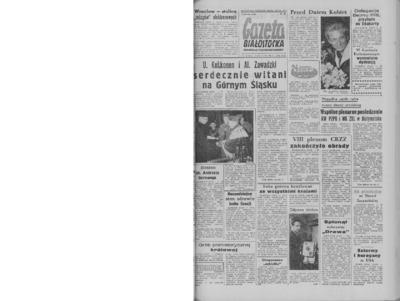 Gazeta Białostocka 1964, nr 56