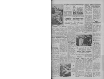 Gazeta Białostocka 1964, nr 77