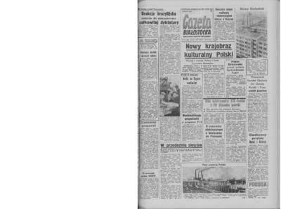 Gazeta Białostocka 1964, nr 83