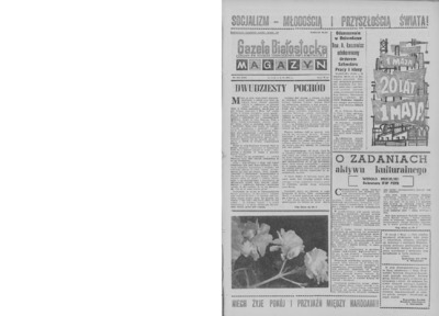 Gazeta Białostocka 1964, nr 103