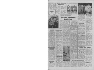 Gazeta Białostocka 1964, nr 136