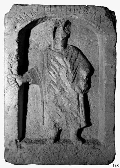 Épitaphe de Marcellinus