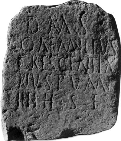 Q. Aemilius Crescentianus (4 mois)