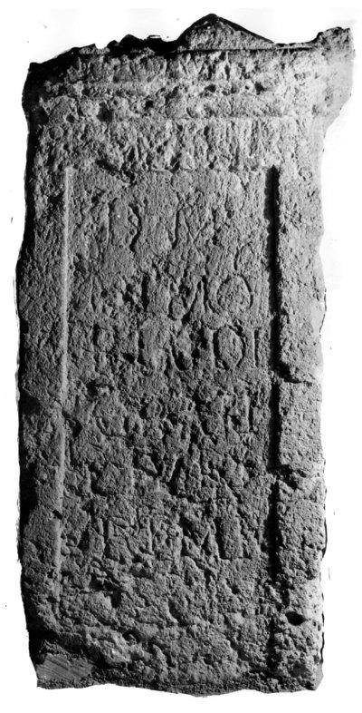 Épitaphe de Diceratus