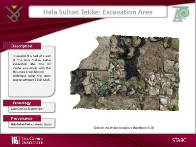 Archaeological site of Hala Sultan Tekke