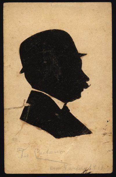 [Tio Caetano, em Janeiro de 1910]