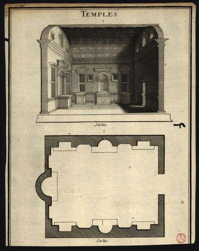 Temples: Serlio