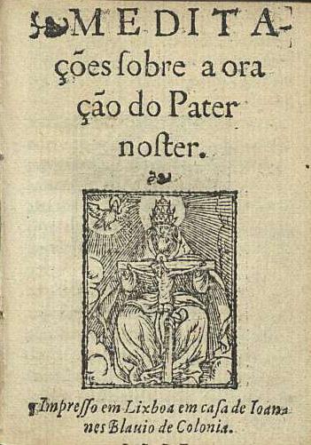 Meditações sobre a oração do Pater noster