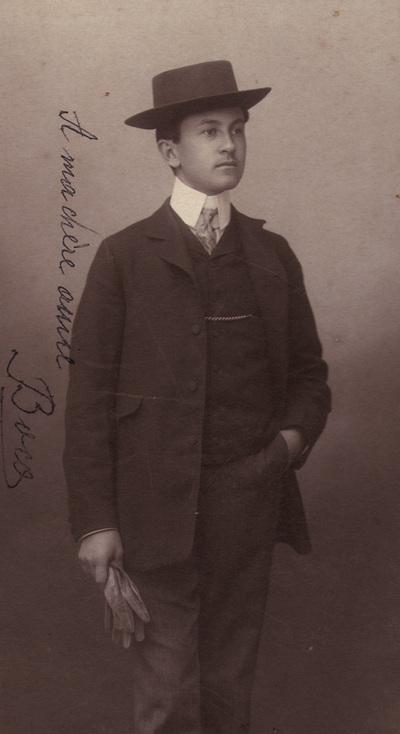 Portrait of Baka Vlajic