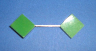 Hatpin; worn by Osta Roš from Belgrade