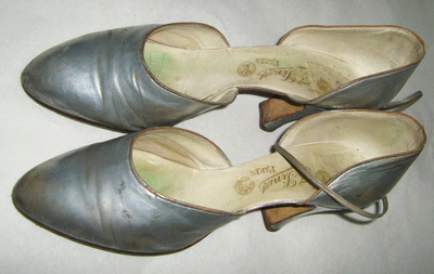 Sandals, worn by Osta Roš from Belgrade