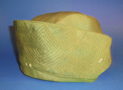 Cap; worn by Osta Roš from Belgrade