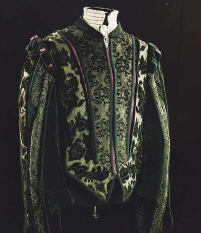 Stage costume  for Ufficiale per Duca d'Alba