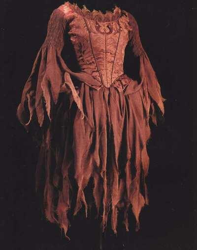 Stage costume  for Strega per Mefistofele