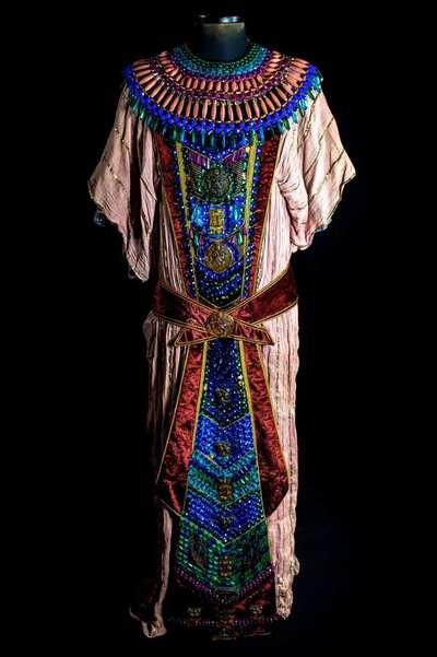Stage costume  for Faraone per Mosè