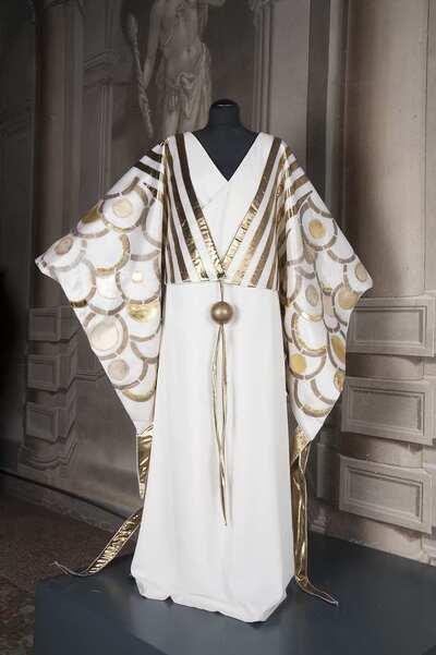 Stage costume  for Ancella per Turandot
