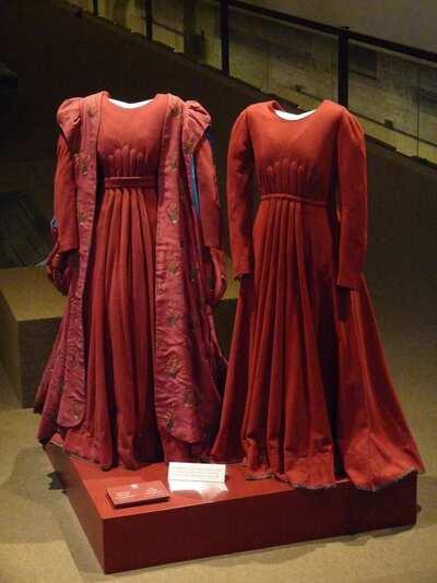 Stage costume  for Dama per Giulietta e Romeo