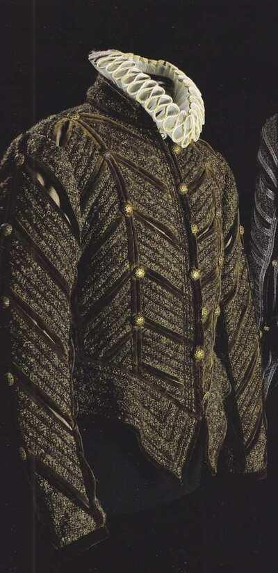 Stage costume  for Duca di Kent per Maria Stuarda