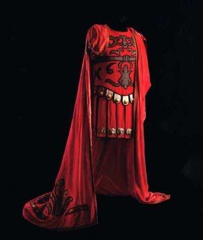 Stage costume  for Antonio