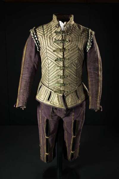 Stage costume  for Roderigo per Otello
