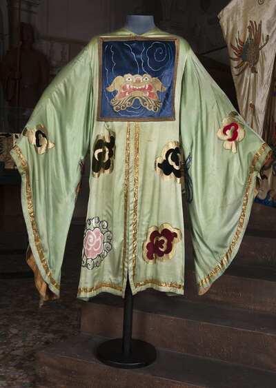 Stage costume  for Maschera per Turandot