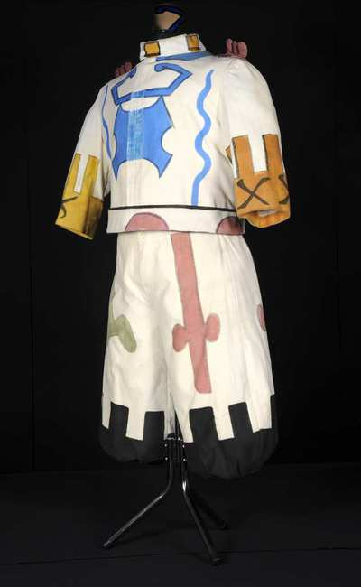 Stage costume  for Soldato di Cromwell per I Purtitani