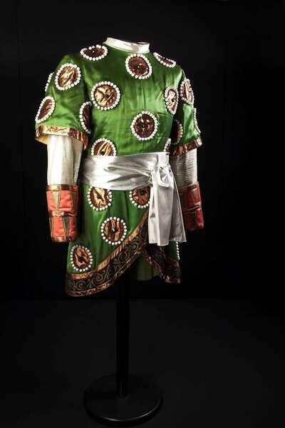 Stage costume  for Fratello del sultano per Shérazade