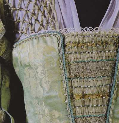 Stage costume  for Desdemona per Otello