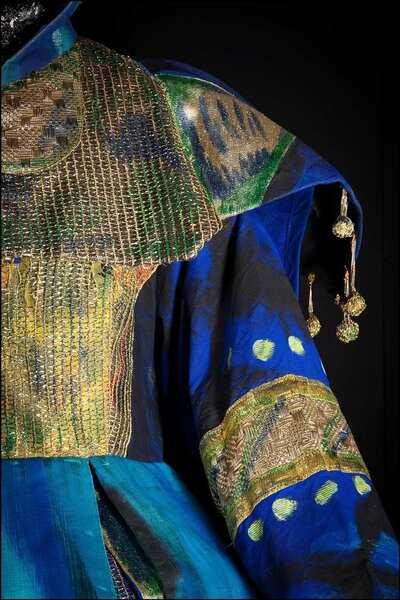 Stage costume  for Imperatore della Cina per Rossignol