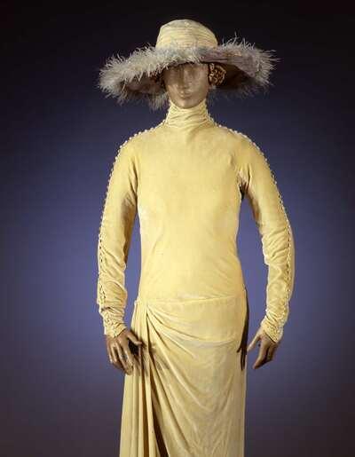 Costume cinematografico (Ada Fiastri Paulhan).