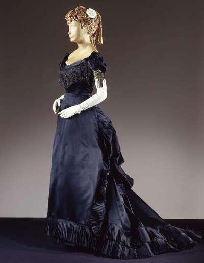 Costume per produzione televisiva (Anna Karenina).