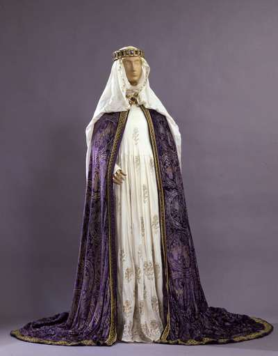Costume teatrale (Marchesa Matilde Spina).