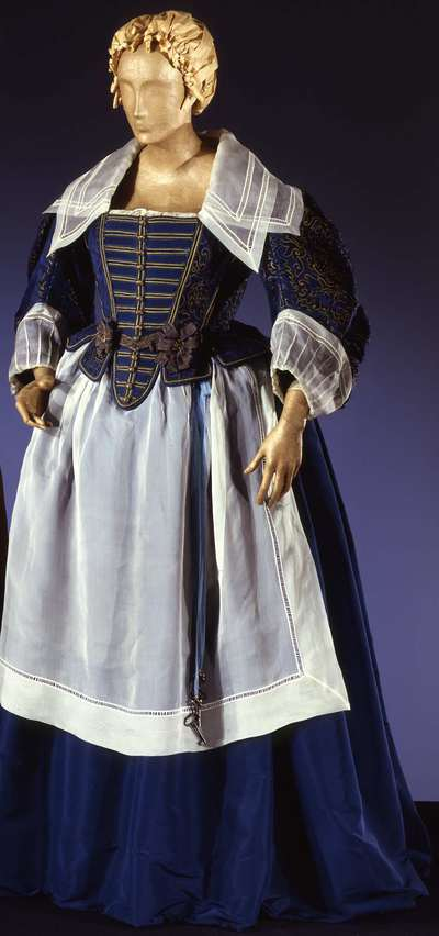 Costume cinematografico (Belina).