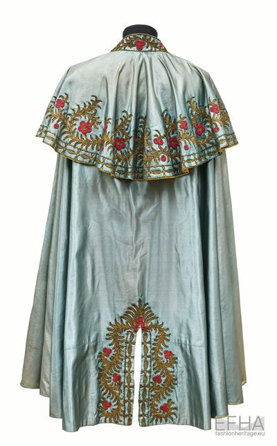 Cloak of a Georgian Man Sandro Inashvili from the opera 'Carmen'.