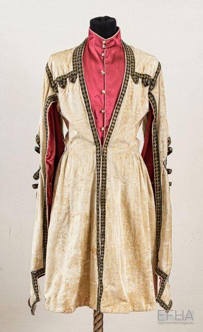 "The dress of Georgian nobleman Levan from the movie ""Keto da Kote""."