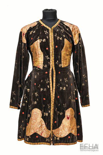 Georgian man's dress