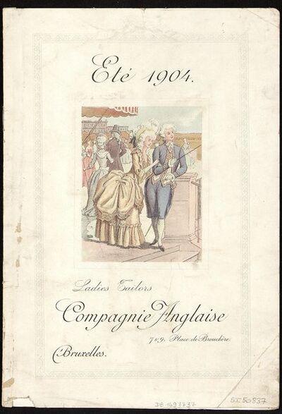 Eté 1904, Ladies Tailors : Compagnie Anglaise