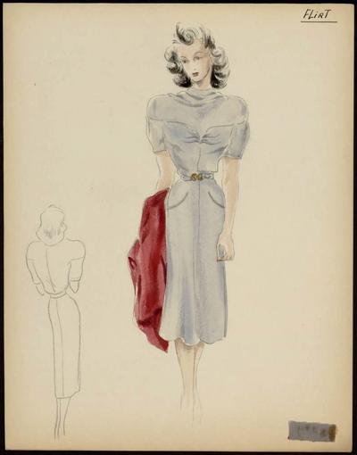 Modèle de robe Flirt