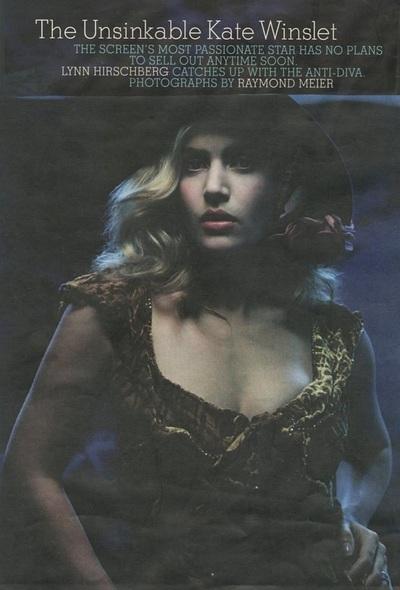 Archivio Missoni - Kate Winslet dressed in Missoni